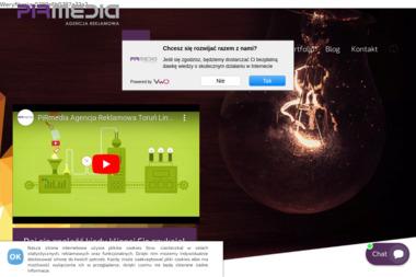 Agencja Reklamowa PiRmedia - Pozycjonowanie stron Toruń