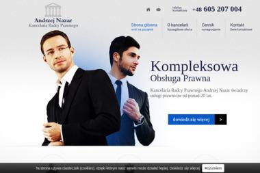 Kancelaria Radcy Prawnego Nazar - Radca prawny Gdynia