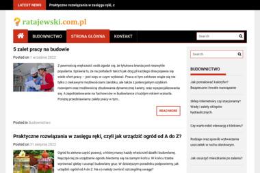 Ratajewski Domy Szkieletowe - Rodzinne Sesje Zdjęciowe Rydzyna