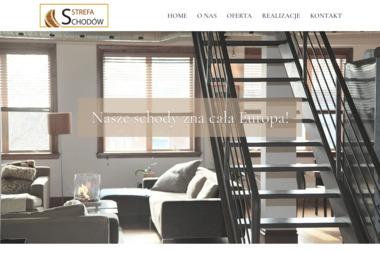 strefaschodow.pl - Schody Metalowe Jabłonna