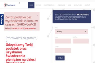 TDG FK Sp. z o.o. - Biuro rachunkowe Wawrów