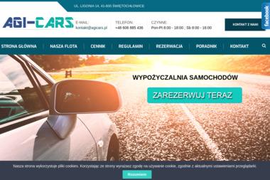 Agi-Cars - wypo偶yczalnia samochodów - Firmy 艢wi臋toch艂owice