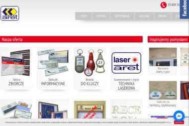 ARET Laser Reklama - Naklejki Bielsko-Biała