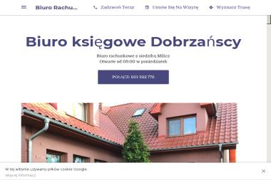 Biuro rachunkowe Dobrzańscy - Firma konsultingowa Milicz