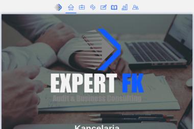 EXPERT FK ANNA GARBACZ - Biznes plan Kielce