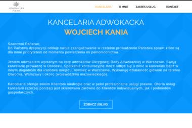 Kancelaria Adwokacka Wojciech Kania - Obsługa prawna firm Otwock
