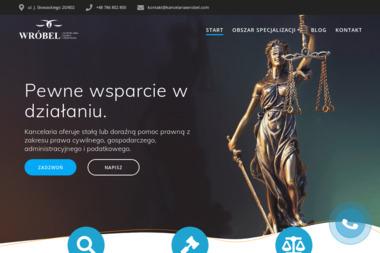 Radca Prawny Szymon Wróbel - Adwokat Rzeszów