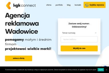 KGK connect Kamil Karcz - Graficy Wadowice