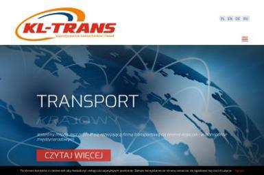 KL-TRANS - Transport Samochodów z Francji Kwidzyn
