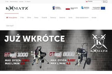 Komatz S.C. D Malinowski A. Gieroba - Maszyny budowlane Lublin