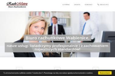 RACHMISTRZ Biuro Rachunkowe Sylwia Sędkowska - Usługi finansowe Bierutów