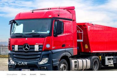 RAN-CAR Sp .o.o. - Transport ciężarowy krajowy Wrocław