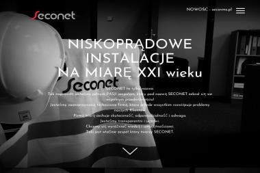Seconet Sp. z o.o. - Alarmy Buczkowice