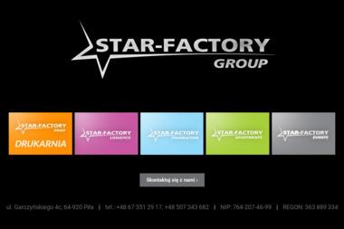 STAR-FACTORY PRINT - Ulotki A6 Piła