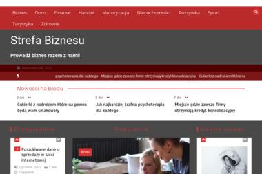 Wioletta Wudniak Strefa Biznesu Biuro Rachunkowe - Porady księgowe Zamość