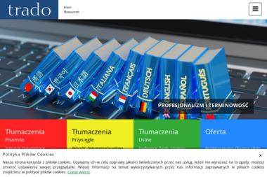 Biuro Tłumaczeń TRADO - Stoiska targowe Łódź