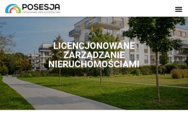 POSESJA Agata Golińska - Agencje i biura obsługi nieruchomości Warszawa