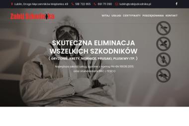 P.U. Zabij Szkodnika - Dezynsekcja i deratyzacja Lublin