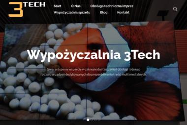 3Tech - Iluzjonista Na Wesele Warszawa