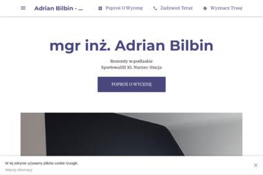 ADRIAN BILBIN - Glazurnik Nurzec