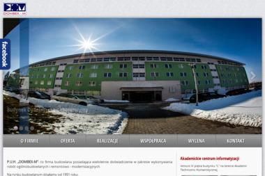 P.U.H Dombex-M - Remonty Restauracji Bielsko-Biała