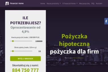 FINANCIAL HOME INVESTMENTS Sp. z o.o. - Kredyt gotówkowy Gdynia