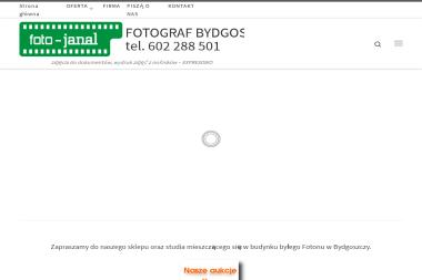 FOTO-JANAL - Odzyskiwanie danych Bydgoszcz