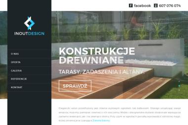 INOUT-DESIGN - Tarasy Aleksandrów Łódzki
