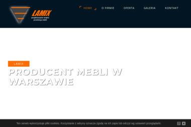 Lamix - Meble z Drewna Bronisze