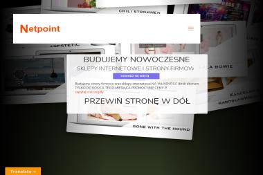 netPOINT Tomasz Kuciapski - Firma Informatyczna Sochaczew