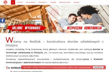 RedOak Michał Czerwiński - Dachy Olsztyn
