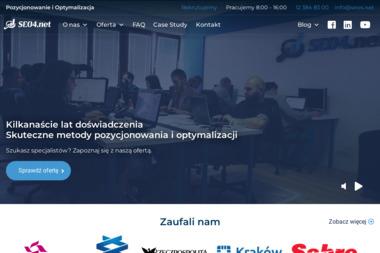 SEO4.net - Pozycjonowanie i Optymalizacja - Reklama Zewnętrzna Kraków
