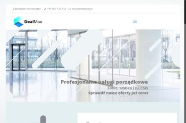 DealMax Sebastian Orlewicz - Sprzątanie domu Wrocław