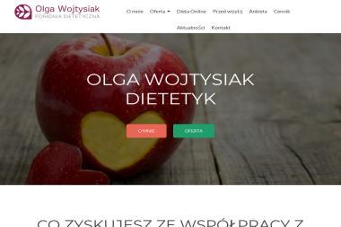 Poradnia dietetyczna mgr Olga Wojtysiak - Dietetyk Kutno