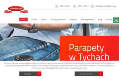 PHPU DOMINIKANA Marian Felus - Pokrycia dachowe Tychy
