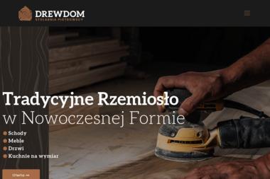 Drewdom zakład stolarski - Stolarka Drewniana Stargard