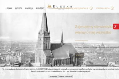 Eureka Finanse Sp. z o. o. - Radca Prawny Szczecin