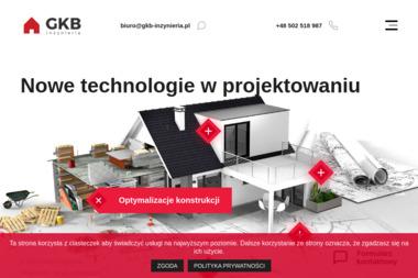 GKB Inżynieria - Rzeczoznawca budowlany Gdańsk