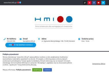 HMI - Pompy ciepła Szczecin