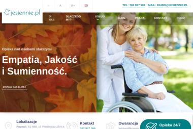 Jesienne.pl - Opieka nad osobami starszymi - Sanatoria, uzdrowiska Poznań