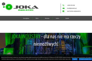 JOKA industry - Instalowanie Domofonów Mazańcowice