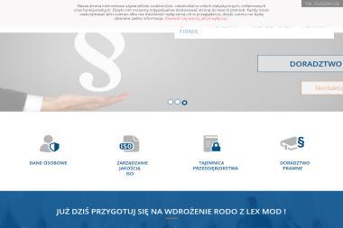 LEX MOD - Bezpieczeństwo systemów Rzeszów