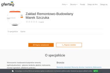 Zakład Remontowo-Budowlany Marek Szczuka - Remont łazienki Grudziądz