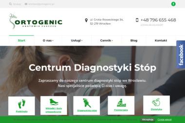 Ortogenic - Ortopeda Wrocław