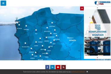 Technologia Plus - Klimatyzacja Odolanów