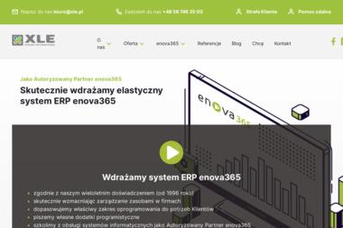XLE sp. z o.o. - Systemy ERP Gdynia