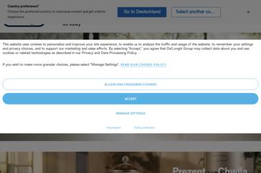 De'Longhi Polska Sp. z o. o. (Ursynów Business Park) - Ekspresy do Kawy Warszawa