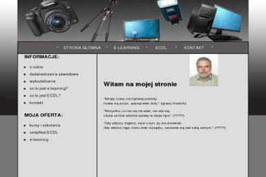 Infospectrum Andrzej Kowalczyk - Szkoleniowcy Piaseczno