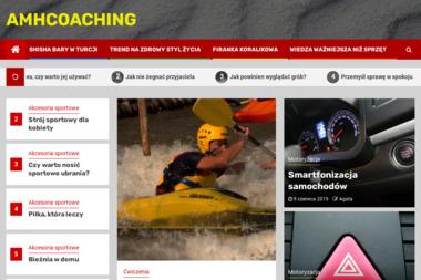 AMH Coaching - Szkolenia menedżerskie Nowa Sól