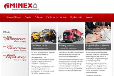 Aminex Sp. z o.o. - Transport Gruzu Wólka Grodziska